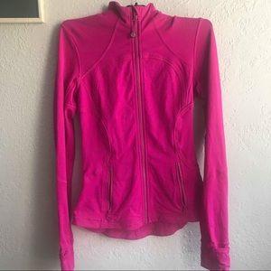 LULULEMON pink sweatshirt sz. 4